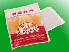 10 x Körperwärmer Thermopads Heizkissen Wärmepflaster HeatPaxx