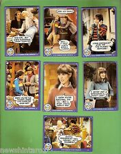 #D155.  1978  MORK &  MINDY   CARDS   30, 34, 32, 33, 29, 26, 24