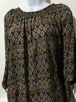 NWOT Catherines Plus Size Top Shirt Blouse 0X XL 14/16W