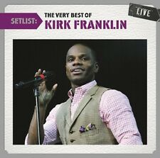 Kirk Franklin - Setlist: The Very Best of Kirk Franklin Live [New CD] Rmst