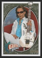 2008 UPPER DECK HEROES GREEN #251 STEVE VAI   /350