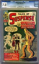 Tales of Suspense #45 CGC 7.0 FN/VF Universal CGC #0084657014