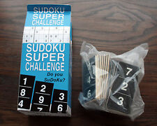 SUDOKU SUPER CHALLENGE - GAME, JIGSAW, PUZZLE