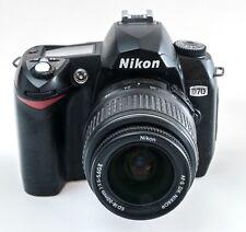 Nikon D70 + Nikkor AF-S DX ED 18-5mm F3.5-5.6G II