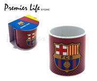 Official Football Ceramic Jumbo Mug - Latest Faded Crest Design