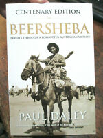 Beersheba A Journey through Australia's Forgotten War Australian Lighthorse
