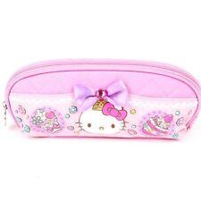 Sanrio Hello Kitty Pencil  Pouch Sweet Princess Kawaii