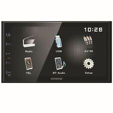 KENWOOD DMX-110BT 2-DIN Moniceiver Bluetooth Freisprecheinrichtung USB Autoradio
