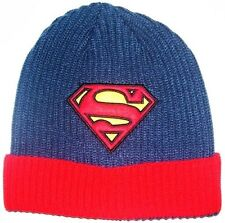 bb87f3d5dd4 Superman Beanie Hats for Men