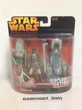 ACTION FIGURE - STASS ALLIE - STAR WARS REVENGE OF THE SITH - NUOVO NEW