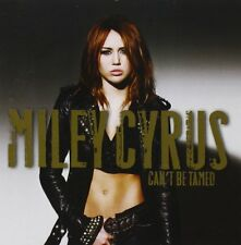 CD*MILEY CYRUS**CAN'T BE TAMED***NAGELNEU & OVP!!!