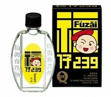 NEW HK Hoe Hin White Flower Embrocation(Fuzai 239) 5ML
