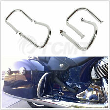 Motorcycle Rear Highway Bars Chrome For Indian Chief Chieftailn Roadmaster 14-17