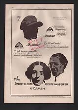 MÜNCHEN, Werbung 1925, Hohlwein Kola Dallmann Dallkolat