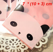 30 x Panda Gift Bags lolly lollies favours bonbonniere party candy treat cello