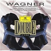 Wagner: Overtures and Preludes  Very Good CD