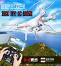 Wifi FPV RC Quadcopter Drone with HD Camera Headless Mode 3D Flips Toy Syma X5SW