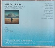 damien jurado brothers and sisters of the eternal son cd promo