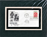 USA 1960 FIRST DAY COVER FRAMED - 150th ANNIVERSARY MEXICAN INDEPEDENCE SC#1157