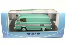 Chevrolet Corvair Panel Van (light turquoise/white) 1963