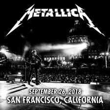 METALLICA / World Wired Tour / LIVE / Dreamfest - San Francisco, Sep. 26, 2018