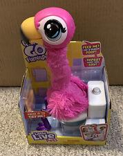 *Gotta Go Flamingo* Little Live Pets -Interactive Singing Pooping Flamingo