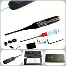 Grüner Punkt-Laser-Bore Sighter Schussprüfer 0,22-0,50 Caliber-Zielfernrohr
