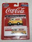 Classic Metal Works 30521 International Metro Van Coca-Cola HO SCALE 1:87 1/744