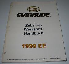 Zubehör Katalog OMC Johnson Evinrude 25 PS - 50 PS Fas Trak Check 1999 EE!