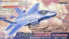 MENG MODEL LS007 F-35A Lockheed Lightning II Fighter 1:48