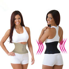 Miss Belt Adjustable Slimming Corset Body Shaper Wrap Waist Tummy Trimmer