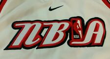 NWT YOUTH NIKE NBA JERSEY STITCHED LETTERS PATCH NUMBERS MEDIUM 12-14 NBA STORE