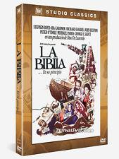 La Biblia, Edición Studio Classics, 1 Disco DVD