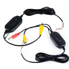 SALE 12V 2.4G Wireless Transmitter&Receiver for Car Reverse Rear View Camera Kj