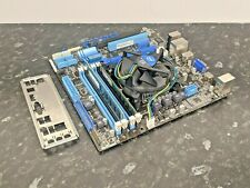 i5-2300 @ 2.80GHz 6GB Kingston DDR3 Asus P8H67-M CPU Combo Tested Working EC701
