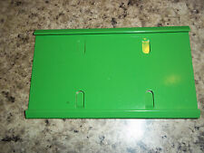 """6-GREEN  5"""" CAGE NAME PLATE HOLDERS RABBIT FERRET BIRD CAGE PET HOUSE PARTS"""