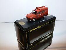 QSP MODEL DAF 33 BESTEL BRANDWEER - FIRE BRIGADE - RED 1:43 - EXCELLENT IN BOX
