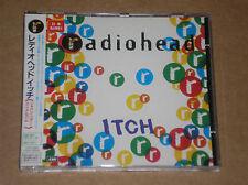 RADIOHEAD - ITCH - CD EP JAPAN