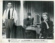 GRACE KELLY  RAY MILLAND DIAL M FOR MURDER HITCHCOCK 1954 PHOTO ORIGINAL #11