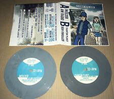 WEEZER Why LIVE BEN KWELLER & PHANTOM PLANET UNRELEASE 7 inch Vinyl Petra Haden