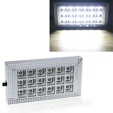 ABS 18 LED 12V Per Auto E Furgone Bus Interno Soffitto Testata Luce Tettuccio