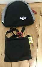 BubbleBum Backless Inflatable Travel Car Booster Seat
