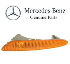 Mercedes W211 Front Driver Left Side Marker In Bumper Turn Signal Light Genuine