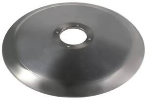 Bizerba Rundmesser Standard für Aufschnittmaschine VS6, VE6 Aufnahme ø 54mm