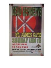 Dead Kennedys Poster The St james Gate
