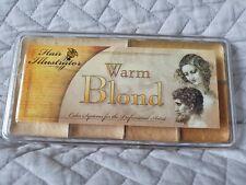 Skin Illustrator Warm Blond Hair Palette make up