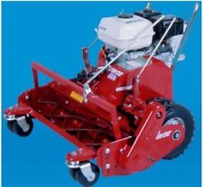 "Tru-Cut C25-H 25"" Reel Mower Large Commercial Wheel 5.5 Hp Honda"