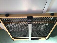 Munchkin MCKCM-3234 Secure (Pressure Fit) Expanding Pet Safety Gate Wood Frame
