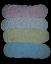 20 piece Reusable Washable  Breast Feeding soft baby NURSING PADS absorbent NEW