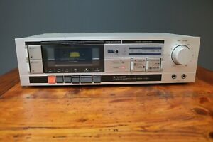 Pioneer CT-301 Cassette Deck Tape Player / Recorder 1980s Spare s or Repair